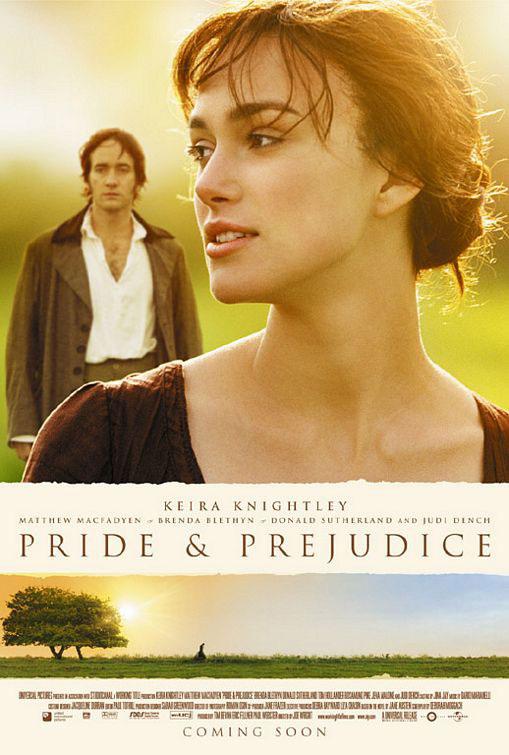 Гордость и предубеждение / Pride & Prejudice (2005) DVDRip